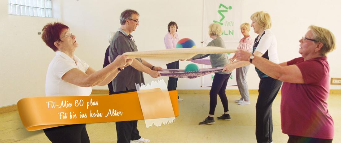 Senioren Fitness in Köln