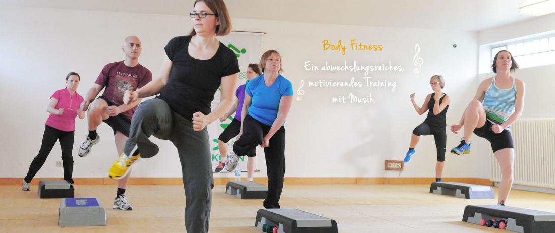 Body Fitness Kurse in Köln